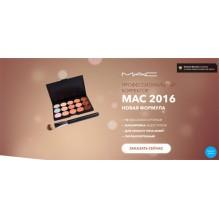 Лендинг корректор MAC-beauty №2